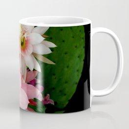 Cacti, Pink And Paler Coffee Mug