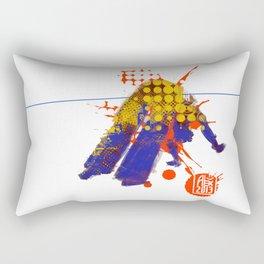 Capoeira 538 Rectangular Pillow