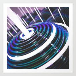 Starbeam Art Print