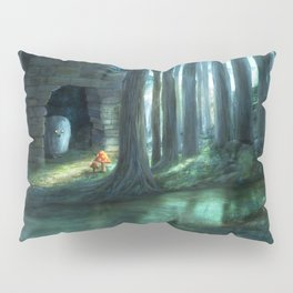 The Toadstools Pillow Sham