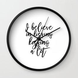 Audrey hepburn Quote Fashion Quote Printable Art Love Quote Print Audrey Hepburn Quote Print Wall Clock