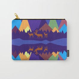 Mountain Scene #3 Carry-All Pouch