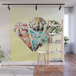 The Cornetto Trilogy Wall Mural