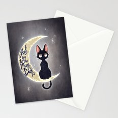 I Love You To The Moon & Back Stationery Cards