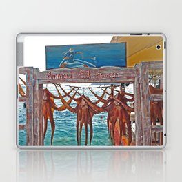 Ammoudi Fish Tavern, Oia Laptop & iPad Skin