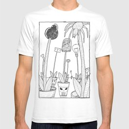 Deadly Flowers T-shirt