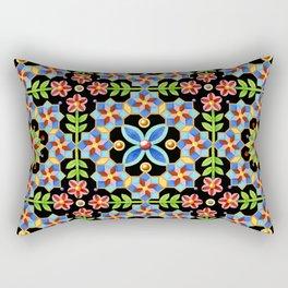 Decorative Gothic Revival Rectangular Pillow