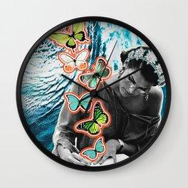 Dear Future Self Wall Clock