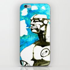 SMOKER TWO (from Gotham City) iPhone & iPod Skin