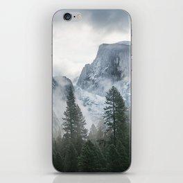 Majestic Mountain iPhone Skin