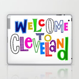 Welcome to Cleveland Laptop & iPad Skin