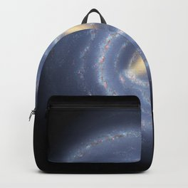 R Hurt - Artistic Representation of the Milky Way (2013) Backpack