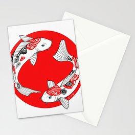 Japanenes Kois Stationery Cards