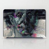 horror iPad Cases featuring HORROR VACUI by Aleksander Rostov
