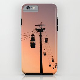 Cable Cars iPhone Case
