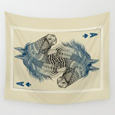 American Pharoah (Ace) Wall Tapestry