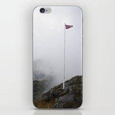 Mist Norway iPhone & iPod Skin