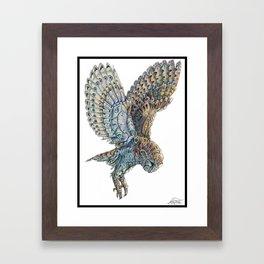 Pursuer Framed Art Print