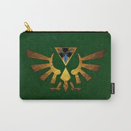 Tri Force of Zelda Carry-All Pouch