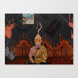 Fear & Loathing In Las Vegas Canvas Print