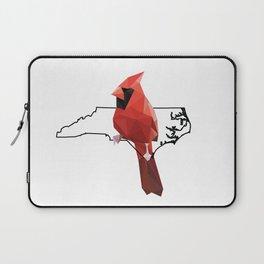 North Carolina – Northern Cardinal Laptop Sleeve