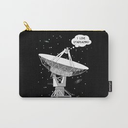 I love stargazing! Carry-All Pouch