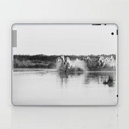 Camargue Horses V Laptop & iPad Skin