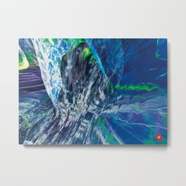 Psyched Out TV 02 Metal Print
