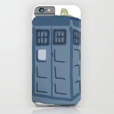 Abstract TARDIS Slim Case iPhone 6s