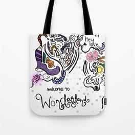Hey Love Tote Bag