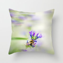 I feel I've got to move Throw Pillow