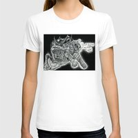 salvador dali T-shirts featuring Salvador Dali by Art & Ink
