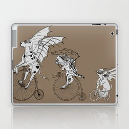Steam Punk Pets Laptop & iPad Skin