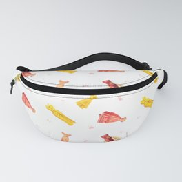 Paper Doll Pattern Fanny Pack