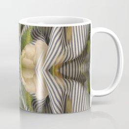 Floral bow illusion Coffee Mug