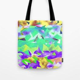 Lemon Sun Tote Bag