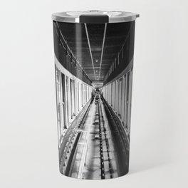 Seoul Subway Tunnel Travel Mug