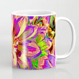 DAHLIA MULTI-COLOUR Coffee Mug