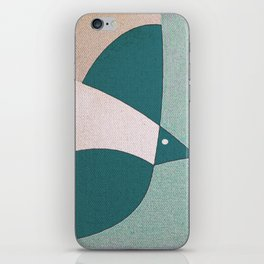 L'uccello in Volo iPhone Skin
