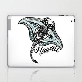 Hawaiian Tribal Ray Laptop & iPad Skin