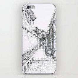 Alcala street #3 iPhone Skin