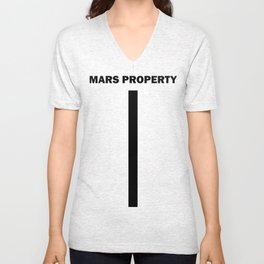 Mars Property 1 Unisex V-Neck