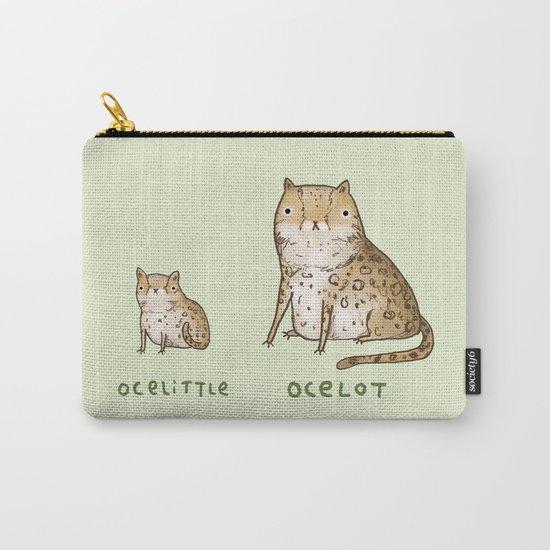 Ocelittle Ocelot Carry-All Pouch