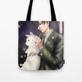 Jumin Han & Elizabeth 3rd Tote Bag