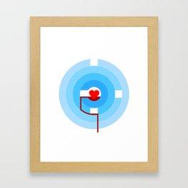 Inner Treasure Framed Art Print