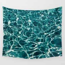 Water Pool Wall Tapestry