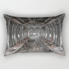 The Wings of Hell - Cockpit II Rectangular Pillow