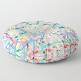 Sublime Summer Floor Pillow