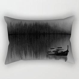 Coming Back Rectangular Pillow