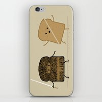 suit iPhone & iPod Skins featuring Slice! by Teo Zirinis